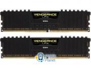 Corsair 16GB 3200MHz Vengeance LPX Black CL16 (2x8GB) (CMK16GX4M2B3200C16) EU