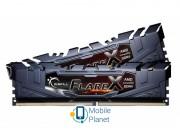 G.SKILL 16GB 3200MHz Flare X Black Ryzen CL14 (2x8192) (F4-3200C14D-16GFX) EU