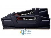 G.SKILL 16GB 3200MHz Ripjaws V Black CL16 (2x8192) (F4-3200C16D-16GVKB) EU