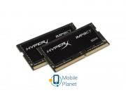 HyperX 16GB (2x8GB) 2666MHz Impact Black CL15 1.2V (HX426S15IB2K2/16) EU
