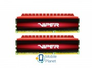 Patriot 16GB 3000MHz Viper 4 CL16 (2x8192) (PV416G300C6K) EU
