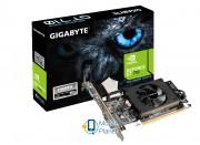 Gigabyte GeForce GT 710 2GB DDR3 (64 bit) DVI-D, HDMI, D-Sub, BOX (GV-N710D3-2GL) EU