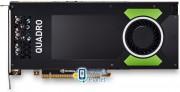 PNY Technologies NVIDIA Quadro P4000, 8GB GDDR5 (256 Bit), 4xDisplayPort (VCQP4000-PB) EU