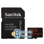 SANDISK 128GB microSD class 10 V30 A1 UHS-I U3 4K Extreme (SDSQXAF-128G-GN6MA)