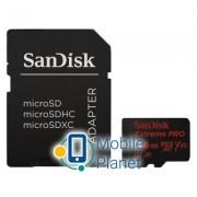 SANDISK 128GB microSD class 10 V30 A1 UHS-I U3 4K Extreme Pro (SDSQXCG-128G-GN6MA)