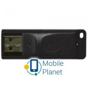 Verbatim 64GB Slider Black USB 2.0 (98698)