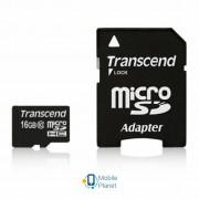 16Gb microSDHC class 10 Transcend (TS16GUSDHC10)