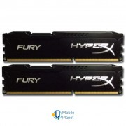 DDR-3 16GB (2x8GB) 1866 MHz HyperX FURY Black Kingston (HX318C10FBK2/16)