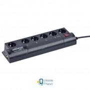 EnerGenie 6 sockets, програмований з мережевим інтерфейсом (EG-PMS2-LAN)