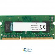 SoDIMM DDR3 2GB 1600 MHz Kingston (KVR16LS11S6/2)