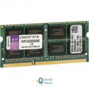 SoDIMM DDR3 8GB 1333 MHz Kingston (KVR1333D3S9/8G)