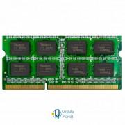 SoDIMM DDR3 8GB 1600 MHz Team (TED38G1600C11-S01)