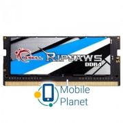SoDIMM DDR4 8GB 2400 MHz G.Skill (F4-2400C16S-8GRS)