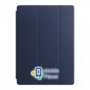 Аксессуар для iPad Apple Leather Smart Cover Midnight Blue (MPV22) for 12.9 iPad Pro
