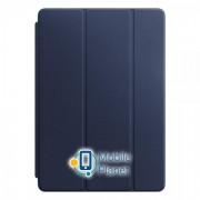 Аксессуар для iPad Apple Leather Smart Cover Midnight Blue (MPUA2) for 10.5 iPad Pro