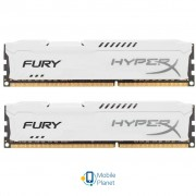DDR3 16Gb (2x8GB) 1866 MHz HyperX Fury White Kingston (HX318C10FWK2/16)