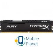 DDR4 16GB 2666 MHz HyperX Fury Black Kingston (HX426C16FB/16)