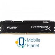 DDR4 8GB 2666 MHz HyperX FURY Black Kingston (HX426C16FB2/8)
