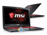 MSI GV62 i5-7300HQ/16GB/1TB+240SSD MX150 (GV627RC-019XPL-240SSDM.2)