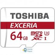 TOSHIBA 64GB microSD class 10 UHS| U3 (THN-M302R0640EA)