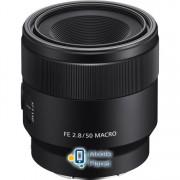 Sony 50mm, f/2.8 Macro для NEX FF (SEL50M28.SYX)