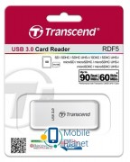 Transcend USB 3.0 5-in-1 (TS-RDF5W)