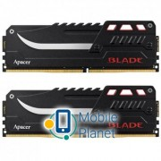 DDR4 16GB (2x8GB) 3000 MHz BLADE Series Apacer (EK.16GAZ.GJBK2)