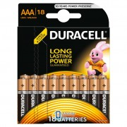 Duracell LR03 18 (5000394107557 / 81546741)
