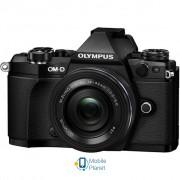 OLYMPUS E-M5 mark II Pancake Zoom 14-42 Kit black/black (V207044BE000)