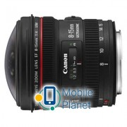 Canon EF 8-15mm f/4L fisheye USM (4427B005)