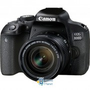 Canon EOS 800D 18-55 IS STM KIT (1895C019AA)