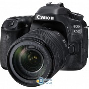 Canon EOS 80D 18-135 IS USM WiFi (1263C040)