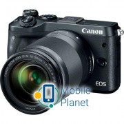 Canon EOS M6 18-150 IS STM Black (1724C044AA)