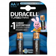 Duracell AA TURBO MAX LR06 * 2 (5000394069183 / 81546724)