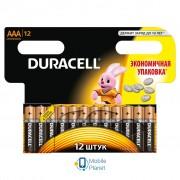 Duracell AAA MN2400 LR03 * 12 (5000394109254 / 81545432)