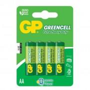 GP AA R6 солевая * 4 (15G-U4 / GP15G-2UE4)