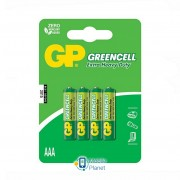 GP AAA R03 солевая * 4 (24G-U4 / GP24G-2UE4)