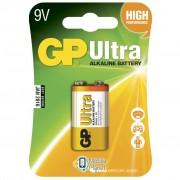 Крона Ultra Alcaline 6LF22 9V * 1 GP (GP1604AU-U1/GP1604AUP-U1)