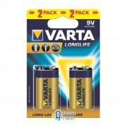 Longlife 9V *2 Varta (04122101412)