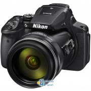 Nikon Coolpix P900 Black (VNA750E1)