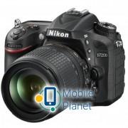 Nikon D7200 + 18-105mm (VBA450K001)