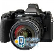 OLYMPUS E-M1 12-40 Kit black/black (V207017BE000)