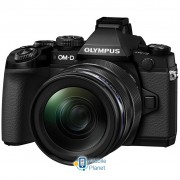 OLYMPUS E-M1 mark II 12-40 Kit black/black (V207061BE000)