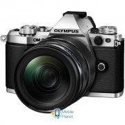 OLYMPUS E-M5 mark II 12-40 PRO Kit silver/black (V207041SE000)