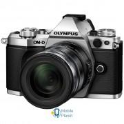 OLYMPUS E-M5 mark II 12-50 Kit silver/black (V207042SE000)