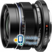 OLYMPUS EW-M1220 ED 12mm 1:2.0 Black (V311020BE001)