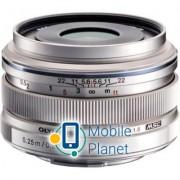 OLYMPUS EW-M1718 17mm 1:1.8 Silver (V311050SE000)