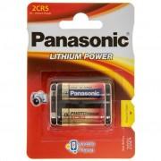 PANASONIC 2CR5 * 1 LITHIUM (2CR-5L/1BP)