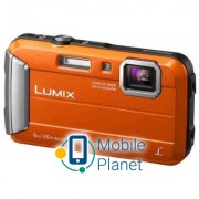 PANASONIC DMC-FT30EE-D Orange (DMC-FT30EE-D)