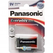 PANASONIC Крона 6LR61 Everyday Power * 1 (6LR61REE/1BR)